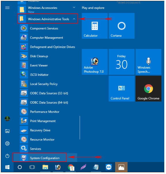How To Open System Configuration Tool In Windows 10   8    7